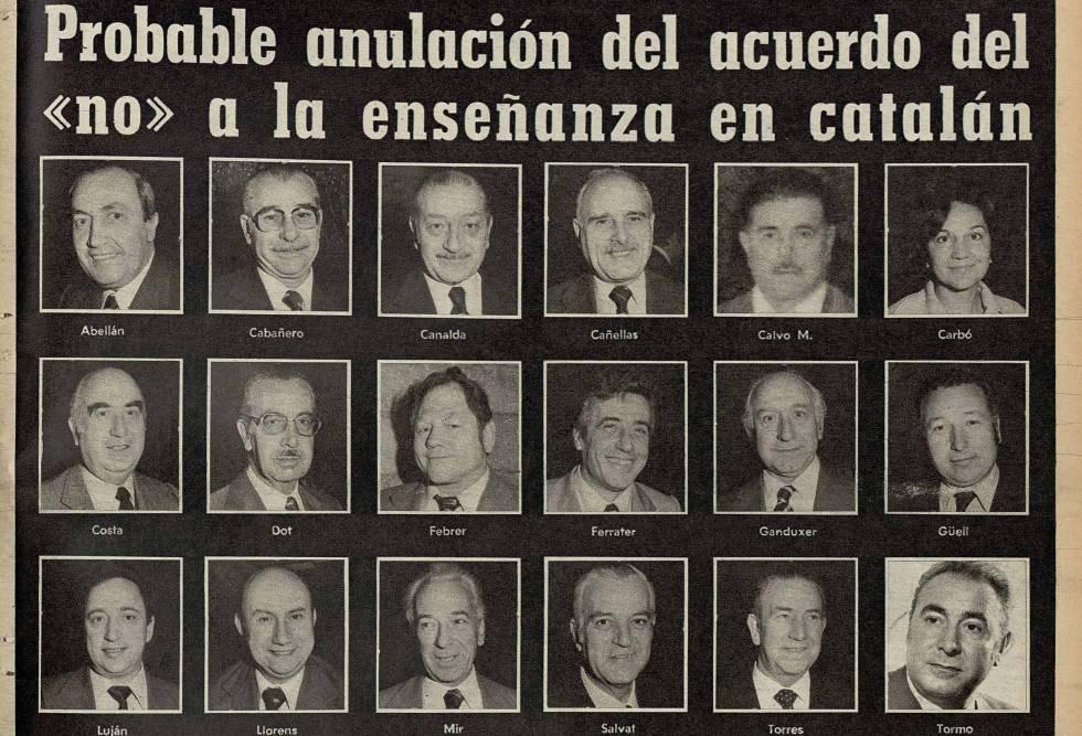 """Capítulo 6 – CATALUÑA EN EL TIEMPO DEL PRESIDENTE MONTAL COSTA. DE CÓMO ESTE SE JUGÓ SU LIBERTAD (Y TAL VEZ SU VIDA) EN """"AQUEL TERRIBLE FRANQUISMO"""". 1975."""