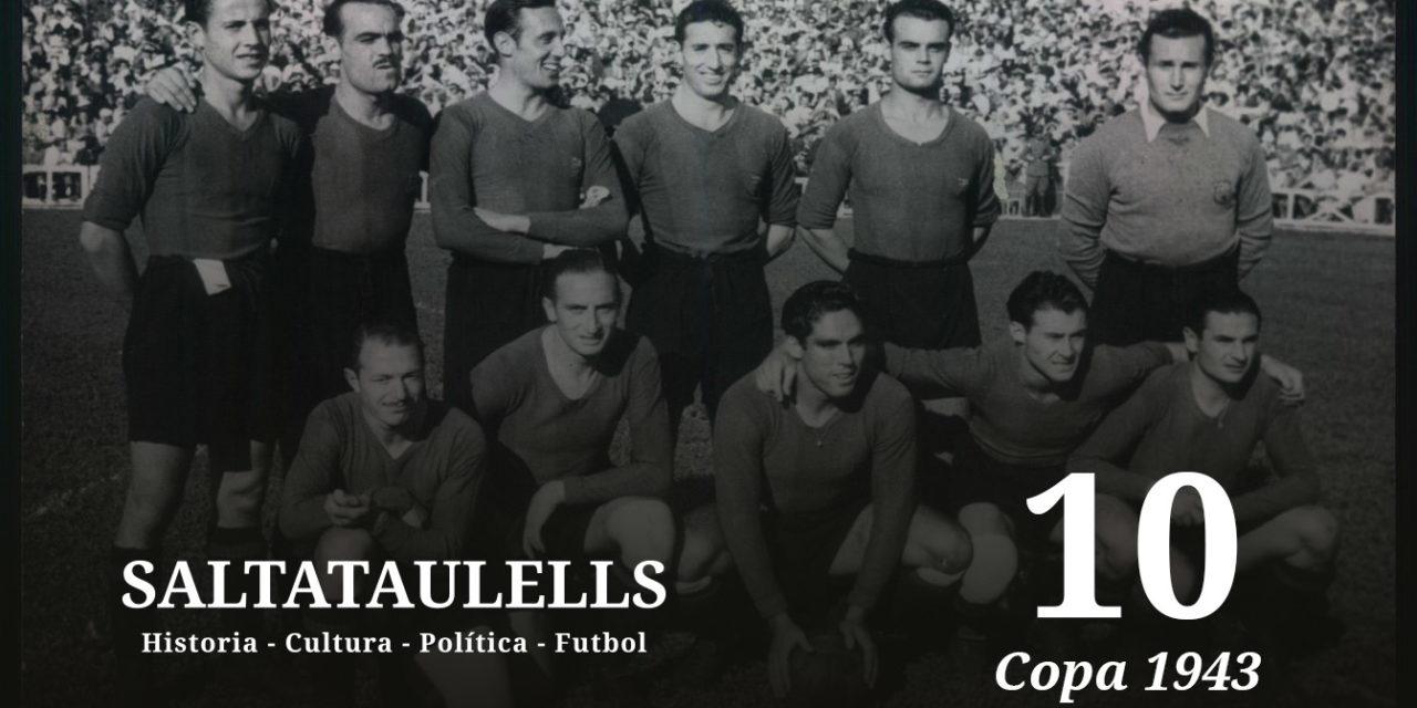 LA COPA DE 1943. EL 11-1. COHERENCIAS E INCOHERENCIAS DE LOS TESTIMONIOS DIRECTOS DE EX JUGADORES, MUR Y OTROS.