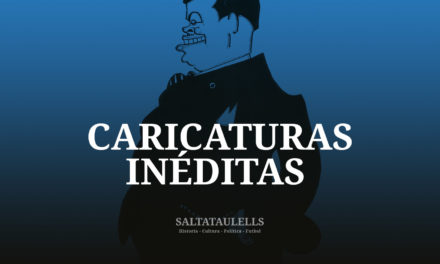 ESTE BLOG MADRIDISTA PRESENTA DOS CARICATURAS INÉDITAS DE INSIGNES BARCELONISTAS NO ENCONTRADAS EN LA BIBLIOGRAFÍA AZULGRANA.
