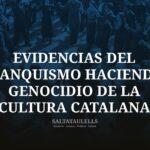 FOTOGRAFÍAS DE EVIDENCIAS DEL FRANQUISMO HACIENDO GENOCIDIO DE LA CULTURA CATALANA.